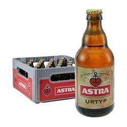 Astra Urtyp 27 x 0,33L bier pils