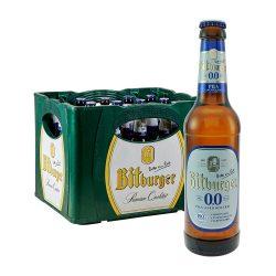 Bitburger Pils Alkoholfrei 0,0% 24 x 0,33L pils bier