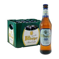 Bitburger Pils Alkoholfrei 0,0% 20 x 0,5L bier pils