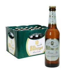 bitburger kasten pils bier 24 x 0,33l