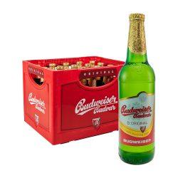Budweiser 20 x 0,5L pils bier