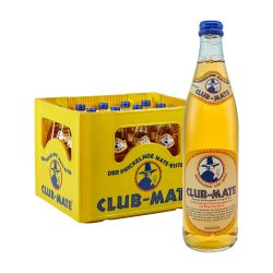 Club Mate Original 20 x 0,5L koffeinhaltiges erfrischungsgetränk