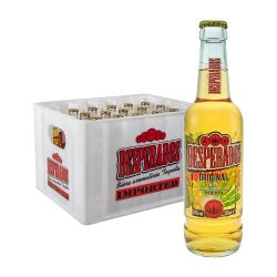 Desperados 24 x 0,33L bier tequila