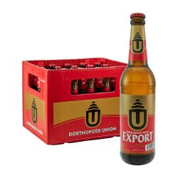 Dortmunder Union Export 20 x 0,5L bier