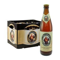 Franziskaner Premium Weissbier Naturtrüb 20 x 0,5L weizen bier
