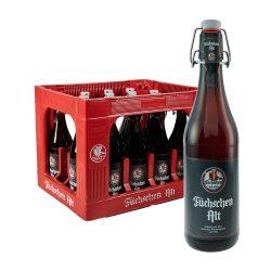 Füchschen Alt 16 x 0,5L altbier bier