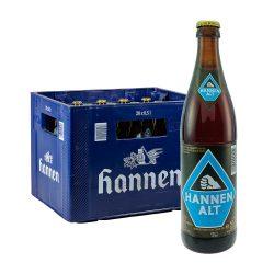 Hannen alt altbier bier 05 Liter