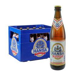 HAnsa export bier 20 x 0,5 liter