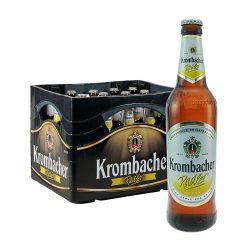 Krombacher radler bier 20 x 0,5 Liter