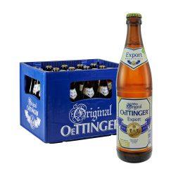 oettinger öttinger export bier 20 x 0,5 Liter