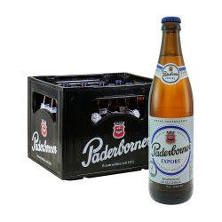 paderborner export bier 20 x 0,5 Liter