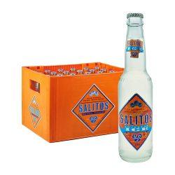 Salitos Ice 24 x 0,33 liter bier mix