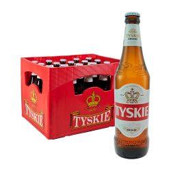 Tyskie 20 x 0,5L pils bier