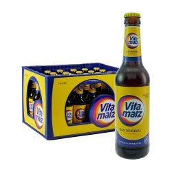 Vitamalz 24 x 0,33L malzbier bier alkoholfrei