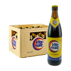 Vitamalz 20 x 0,5L malzbier bier alkoholfrei