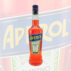 Aperol Aperitivo Bitter original flasche 0,7 Liter