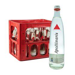 Apollinaris Selection 12 x 0,75L Glas mit kohlensäure sprudel wasser