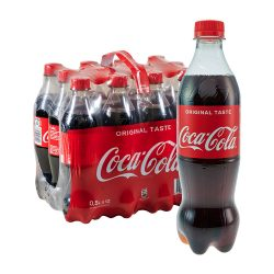 Coca-Cola 12 x 0,5L coke