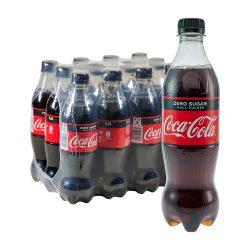 Coca Cola Zero 12 x 0,5L coke