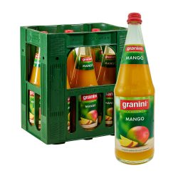 Granini Mango Saft 6 x 1L Glas Mangosaft liter