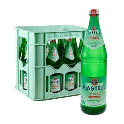 Kastell Wasser medium glas 12 x 0,75 Liter