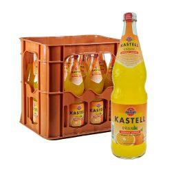 Kastell Orange limonade limo 12 x 0,7 Liter