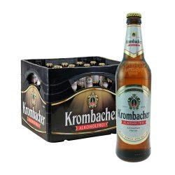 krombacher pils alkoholfrei bier pils 20 x 0,5 Liter