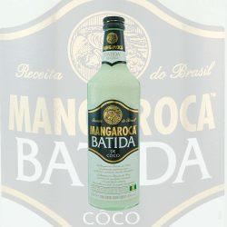 Mangaroca Batida de Côco Likör 0,7L Flasche kokosnuss