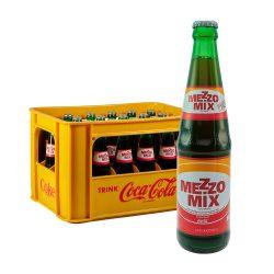 Mezzo Mix 24 x 0,33L Glas flasche kiste