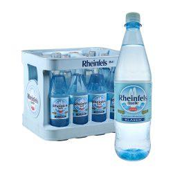 Rheinfels Quelle Mineralwasser Classic 12 x 1L klassik sprudel