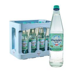 Rheinfels Quelle Natürliches Mineralwasser Medium 12 x 0,7L Glas wasser