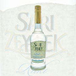 Sari Zeybek Raki türkischer raki imported 0,7 liter flasche