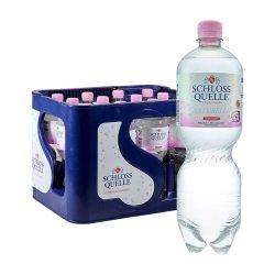 Schloss Quelle Mineralwasser Naturelle 12 x 1 liter still stilles wasser