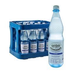 Steinsieker Mineralwasser Classic 12 x 1L sprudel wasser