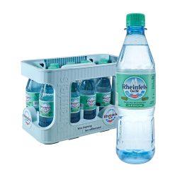 RRheinfels Quelle Natürliches Mineralwasser Medium 12 x 0,5L
