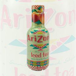 Arizona Iced Tea With Peach Flavour 0,5L pfirsich eistee
