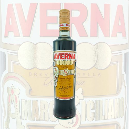 Averna Amaro Siciliano 0,7L Flasche kräuterlikör