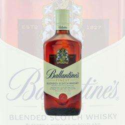 Ballantine's Finest Blended Scotch Whisky 0,7L Flasche