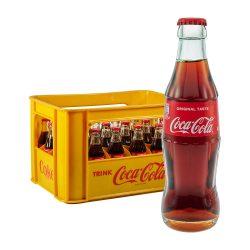 Coca-Cola 24 x 0,2L Glas coke