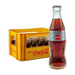 Coca-Cola Light 24 x 0,2L Glas coke