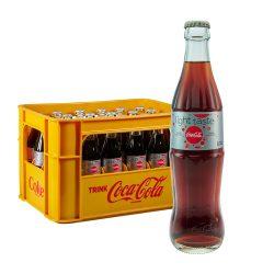 Coca-Cola Light 24 x 0,33L Glas coke