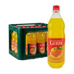 Gerri Orangenlimonade 12 x 1L orange limonade limo das original