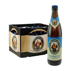 Franziskaner Weissbier Naturtrüb Alkoholfrei 20 x 0,5L weizen bier