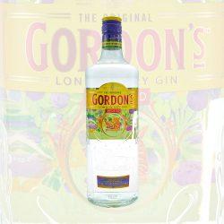 Gordon's London Dry Gin 0,7L Flasche imported gordons