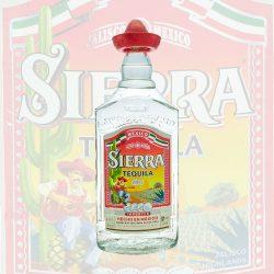 Sierra Tequila Silver 0,7 Liter