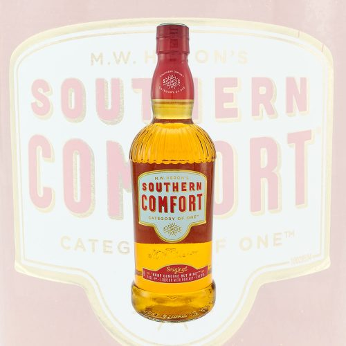 M.W. Heron's Southern Comfort whisky likör 0,7l