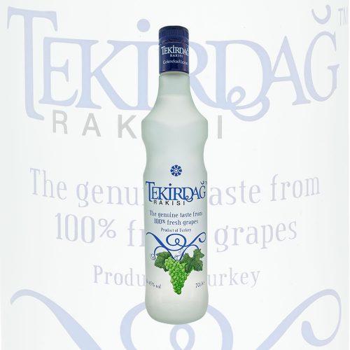 Tekirdag Rakisi Raki 0,7L Flasche