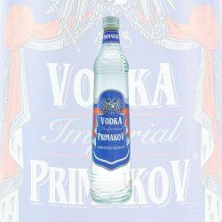 Vodka Imperial Primakov wodka 0,7 liter flasche