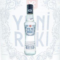 Yeni Raki 0,35L Flasche