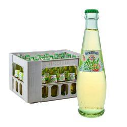Gerolsteiner Apfelschorle 24 x 0,25L Glas